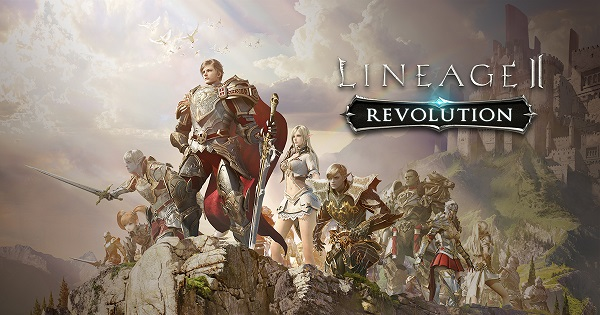 Lineage2 Revolution Pre-Resignation