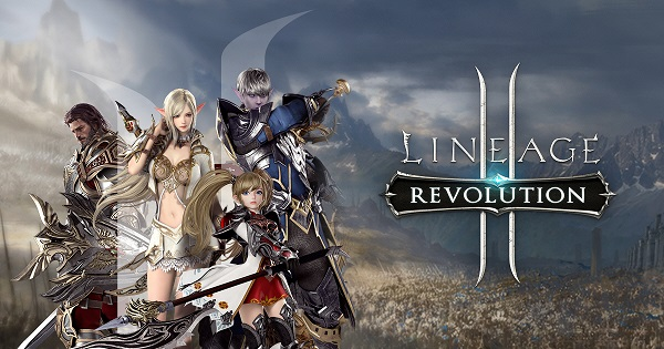 Lineage 2 Revolution on PC