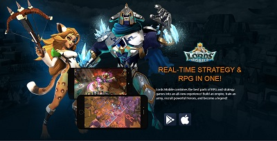 Lords Mobile on PC