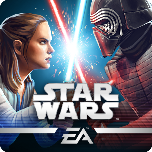 Star Wars Galaxy of Heroes on PC Icon