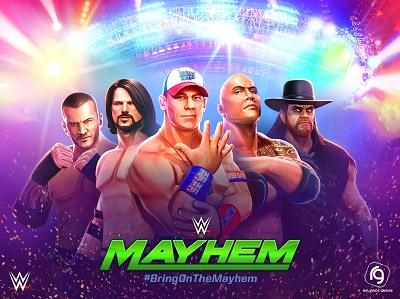 WWE Haymen on PC
