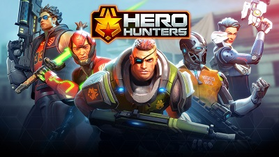Play Hero Hunters on PC