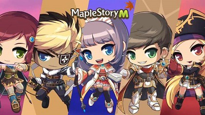 Play MapleStory M on PC