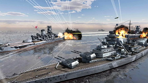 Play World of Warships On PC