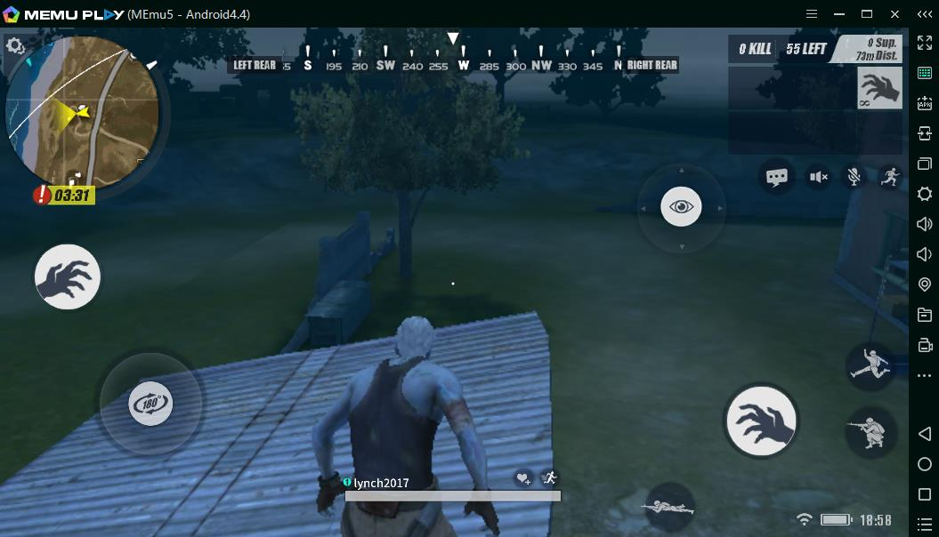 How To Play Zombie Mode In Rules of Survival Game on PC
