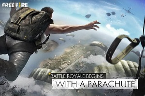 How to play free fire battleground on PC