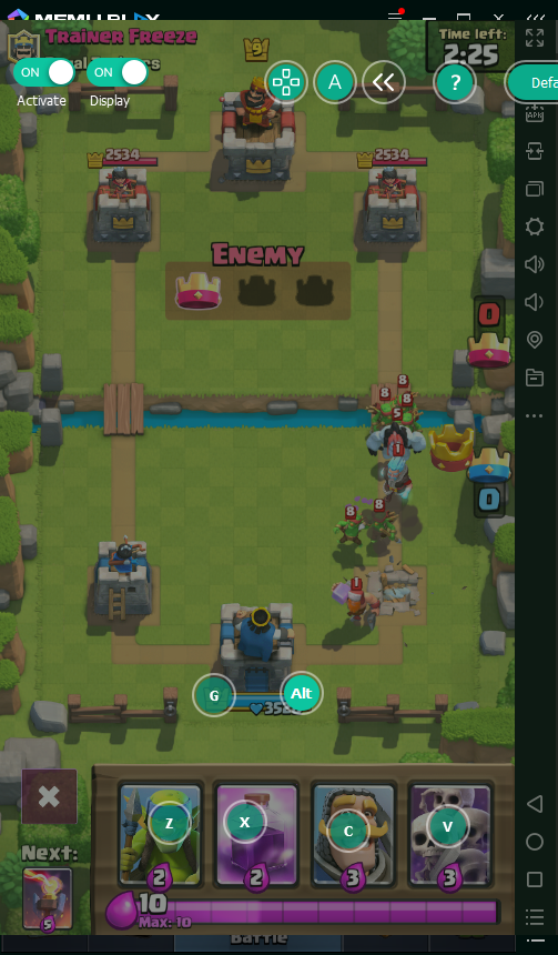 Clash Royale on PC