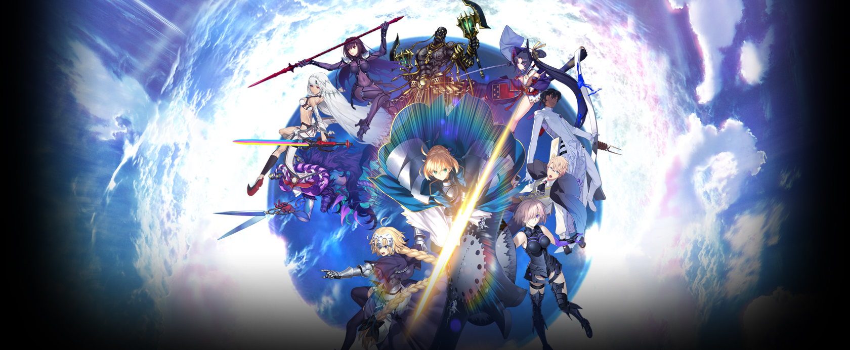 Fate Grand Order on PC - Hero