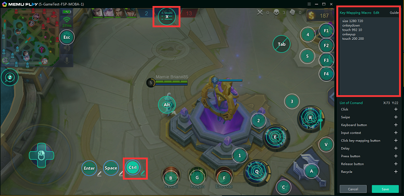 macro in mobile legends