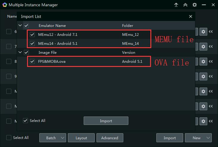 backup/restore VM