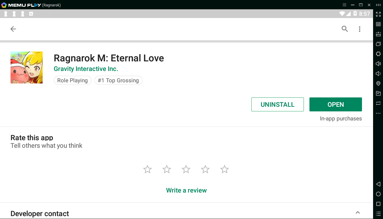 Ragnarok M: Eternal Love บนคอมของคุณได้แล้ว