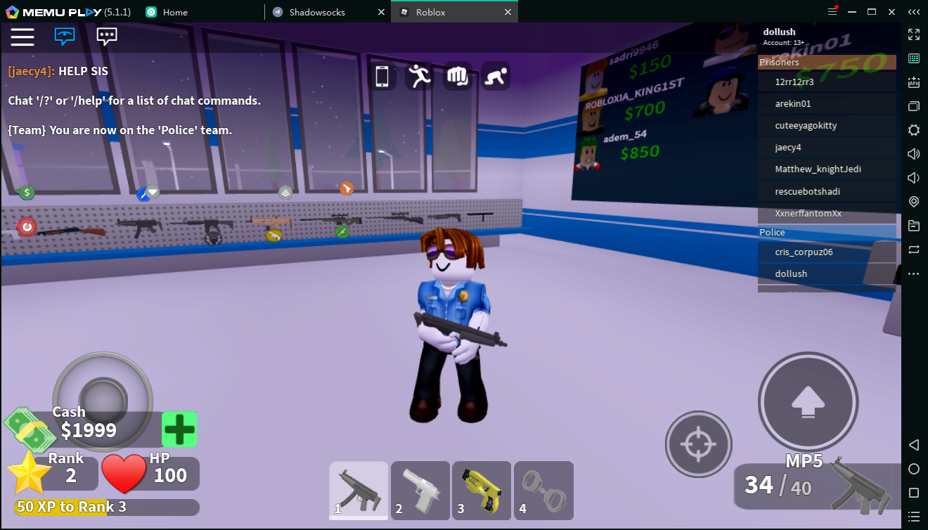 Download And Play Roblox On Pc Memu Blog