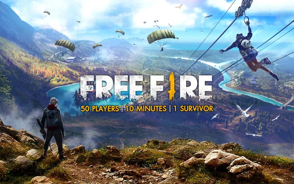 Free Fire Jogo
