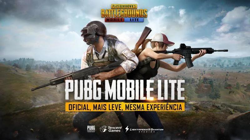 PUBG Lite oficial
