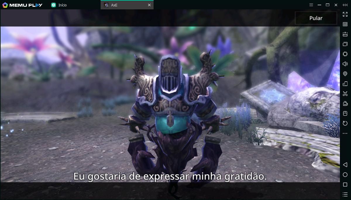 Jogar AxE: Alliance vs Empire PC Fraco - MEmu Android Emulator