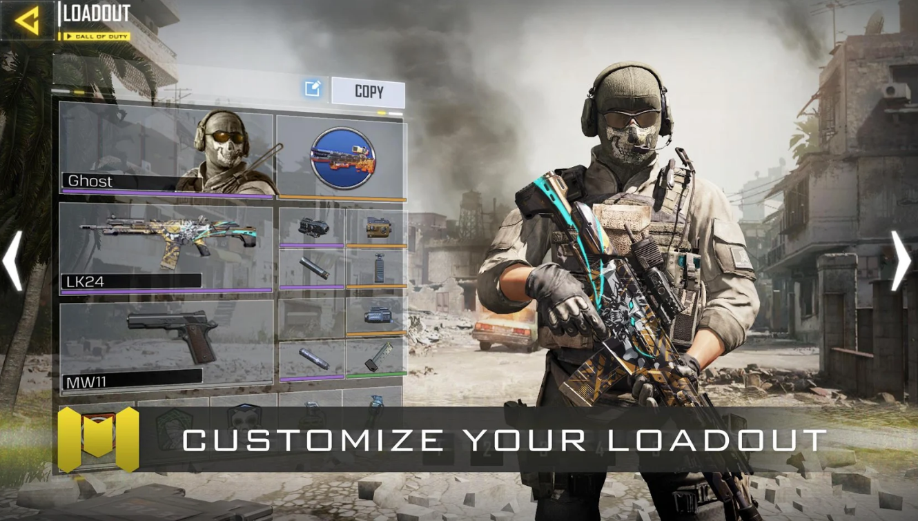Download and Play Call of Duty: Mobile on PC with MEmu