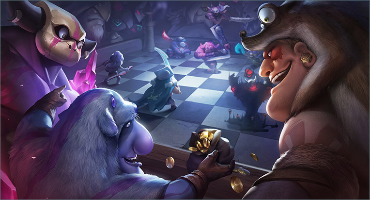 Download and Play Auto Chess Mobile on PC - MEmu Android