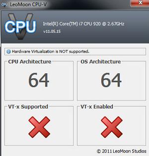Hardware Virtualization كيف تفعل