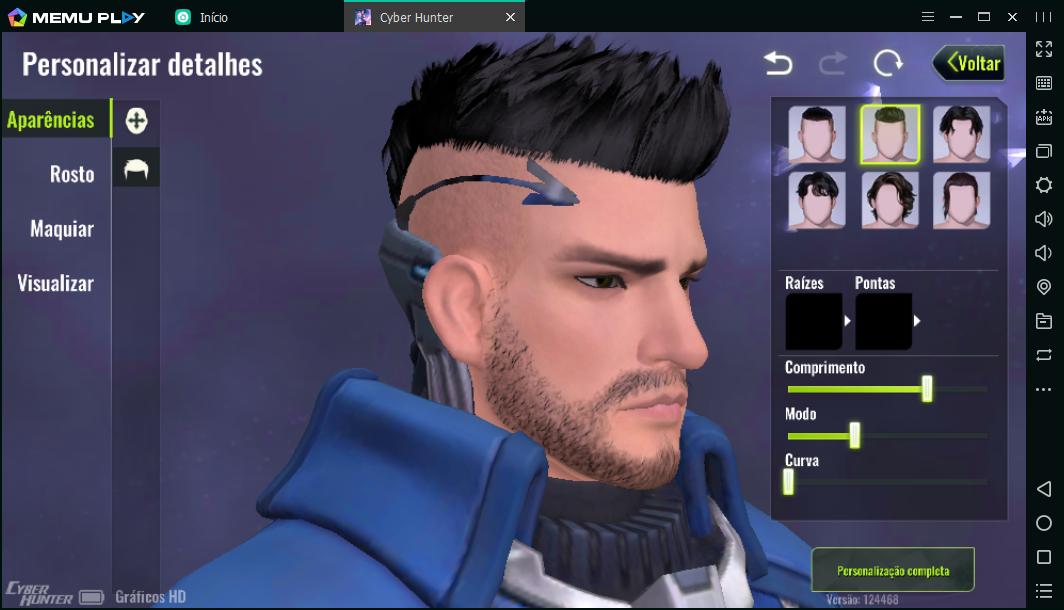 Jogar Cyber Hunter – PC