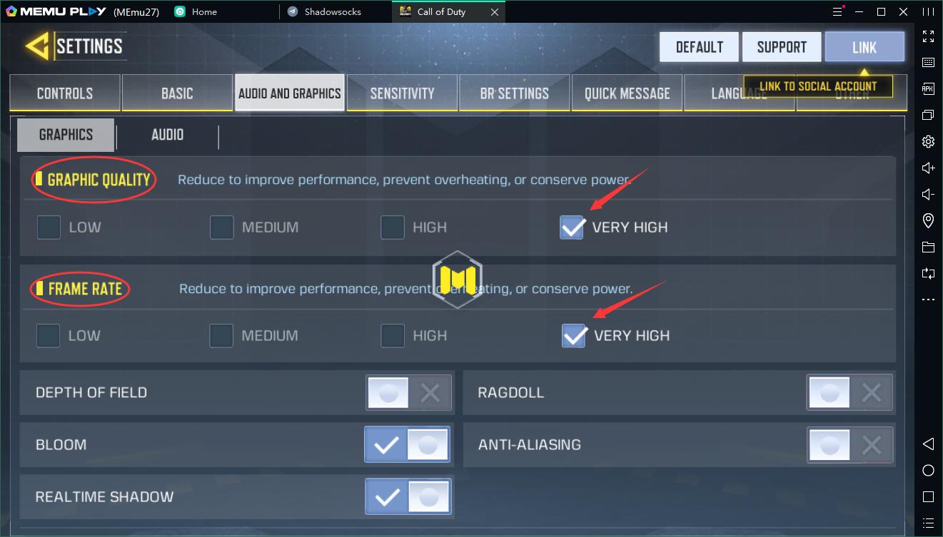 Call of Duty Mobile FAQ - MEmu Android Emulator