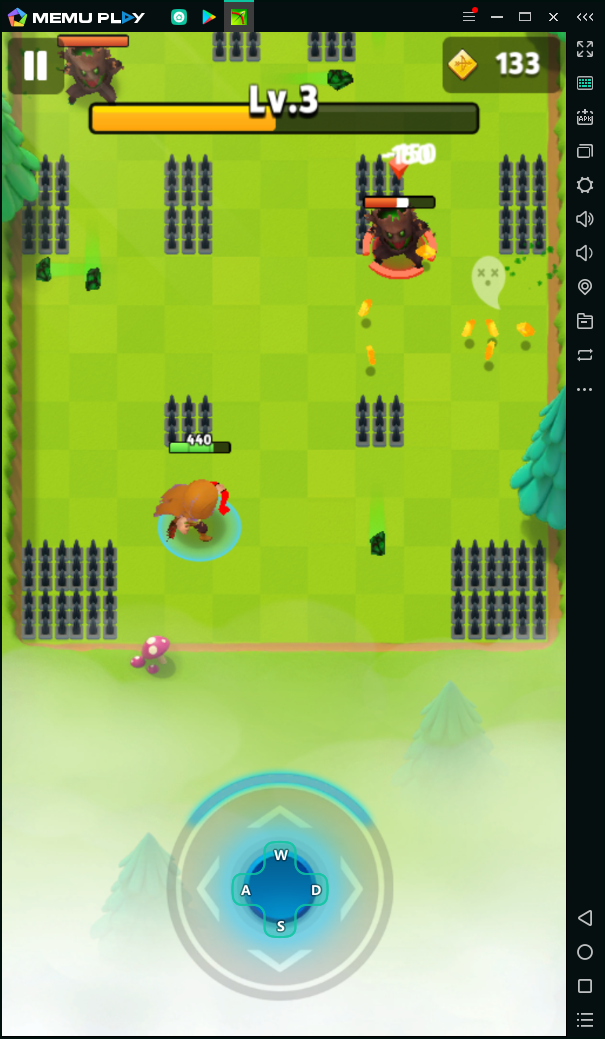 Download and Play Archero on PC