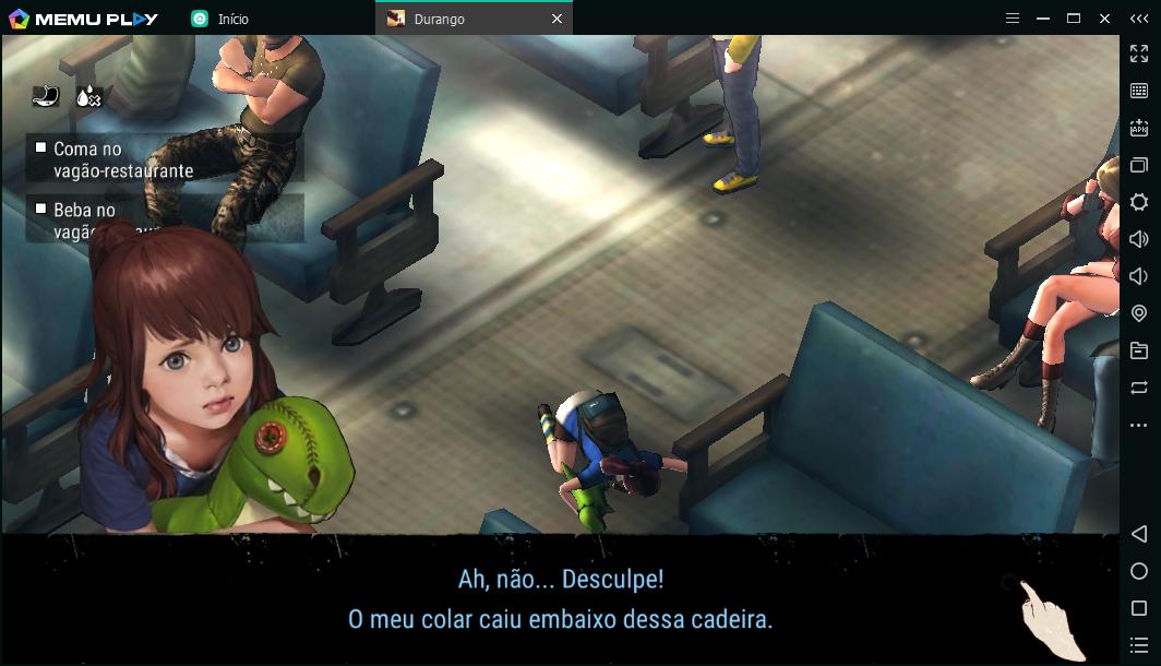 Jogar Durango: Wild Lands PC Fraco