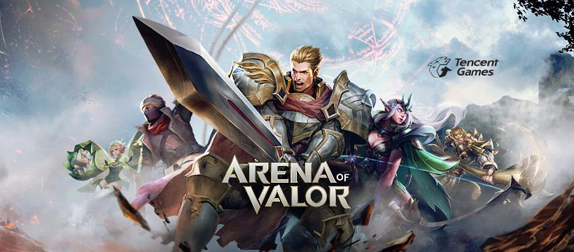 Jogar Arena of Valor PC