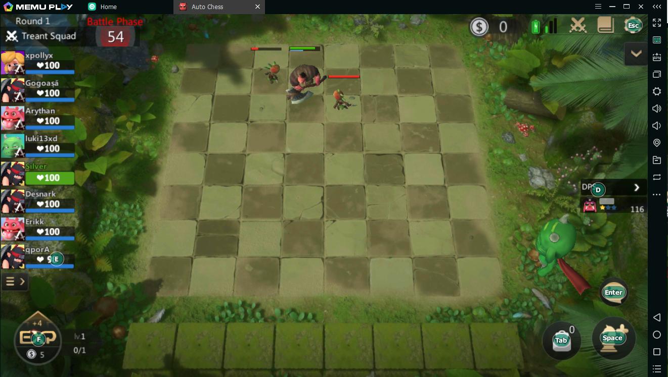 إلعب الشطرنج التلقائي (Auto Chess) على جهاز الكمبيوتر