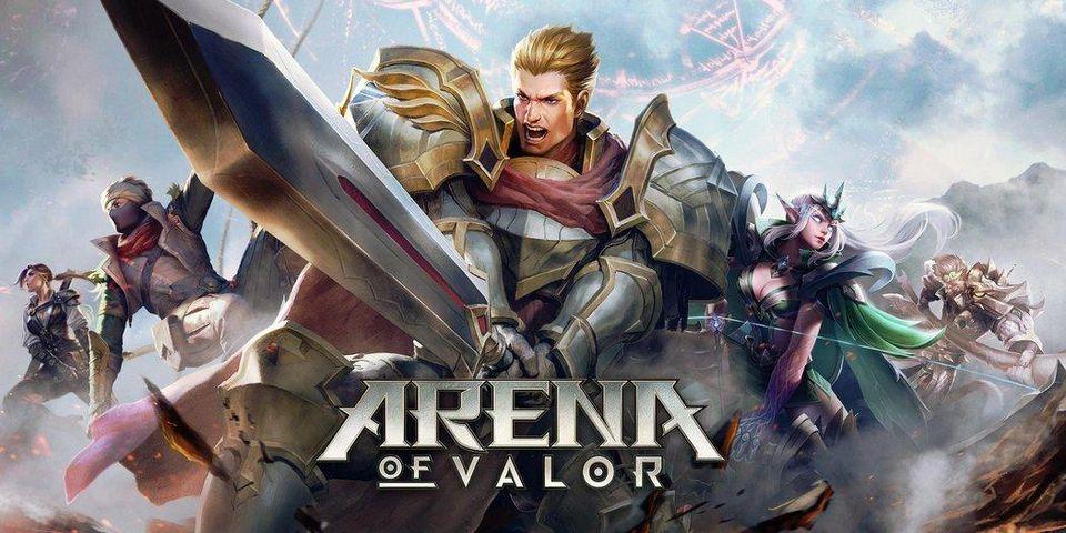 Jogar Arena of Valor PC - MEmu Android Emulator