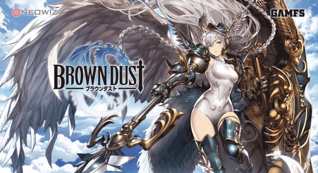 MEmuを使い、PCで「ブラウンダスト Brown Dust」をプレイ