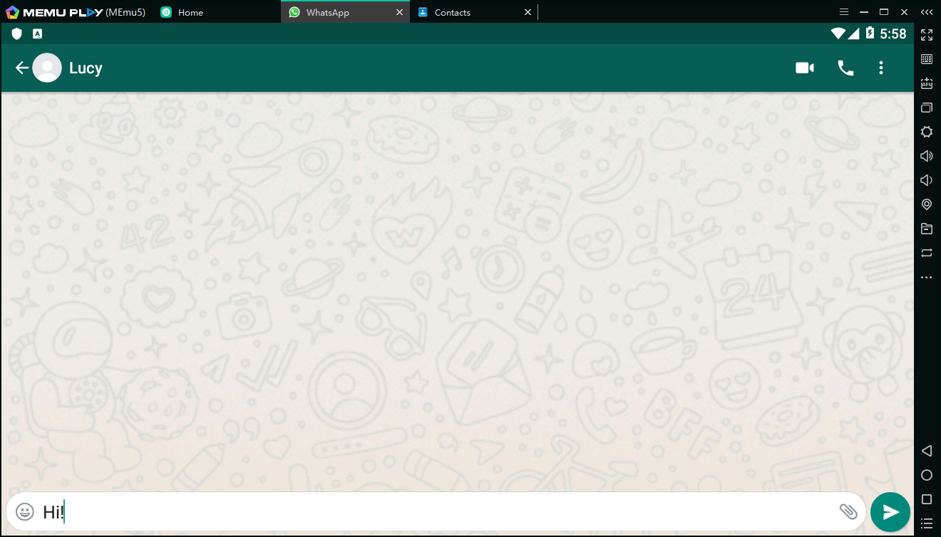 Download Whatsapp on PC