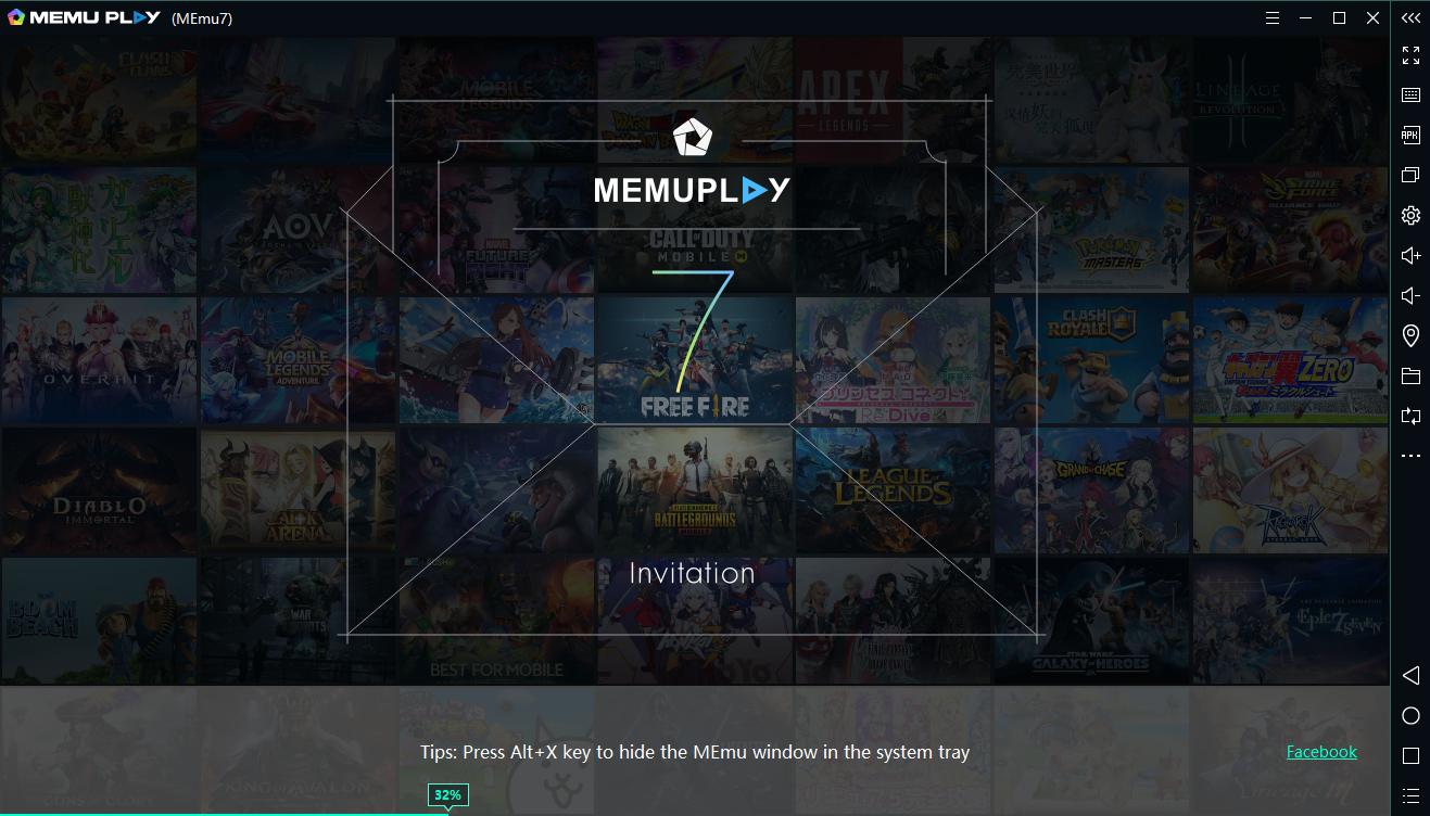 MEmu Play 7