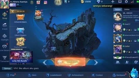 mobile legends update