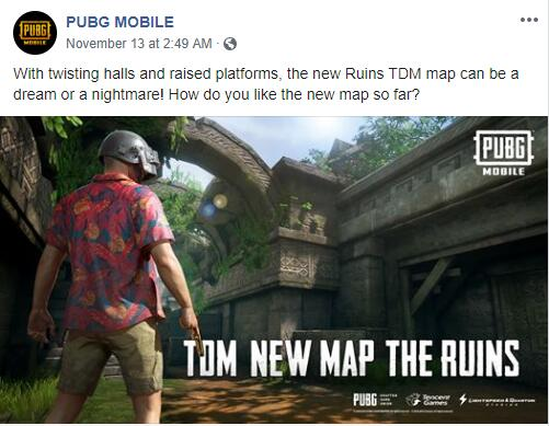 pubg mobile ruins
