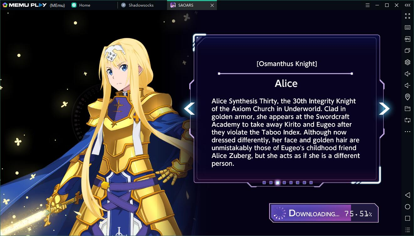 Sword Art Online on PC