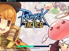 Ragnarok Tactics บนคอมพิวเตอร์