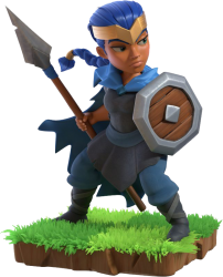 Royal Champion in Clash of Clans December 2019 Update
