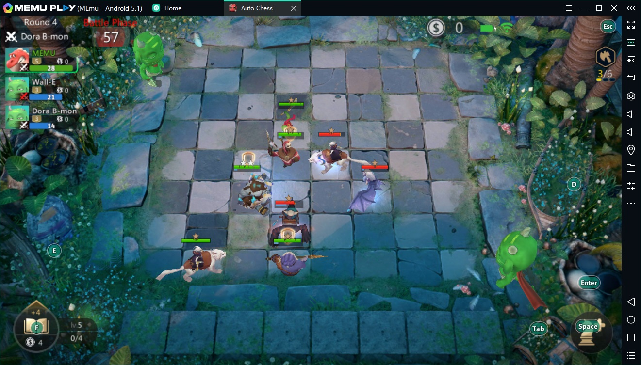 Auto Chess Position Guide
