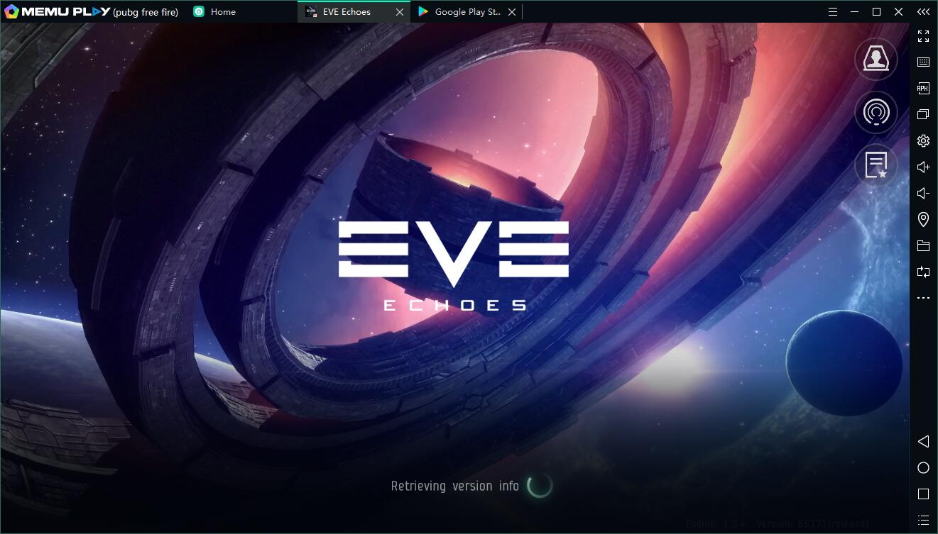Download And Play Eve Echoes On Pc Memu Blog