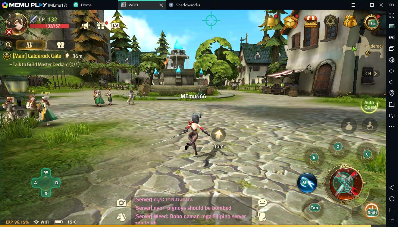 Download And Play World Of Dragon Nest Pc Memu Blog