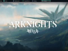 arknights pc