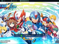 MEGA MAN X DiVE PC