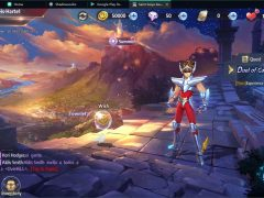 Saint Seiya Awakening on PC