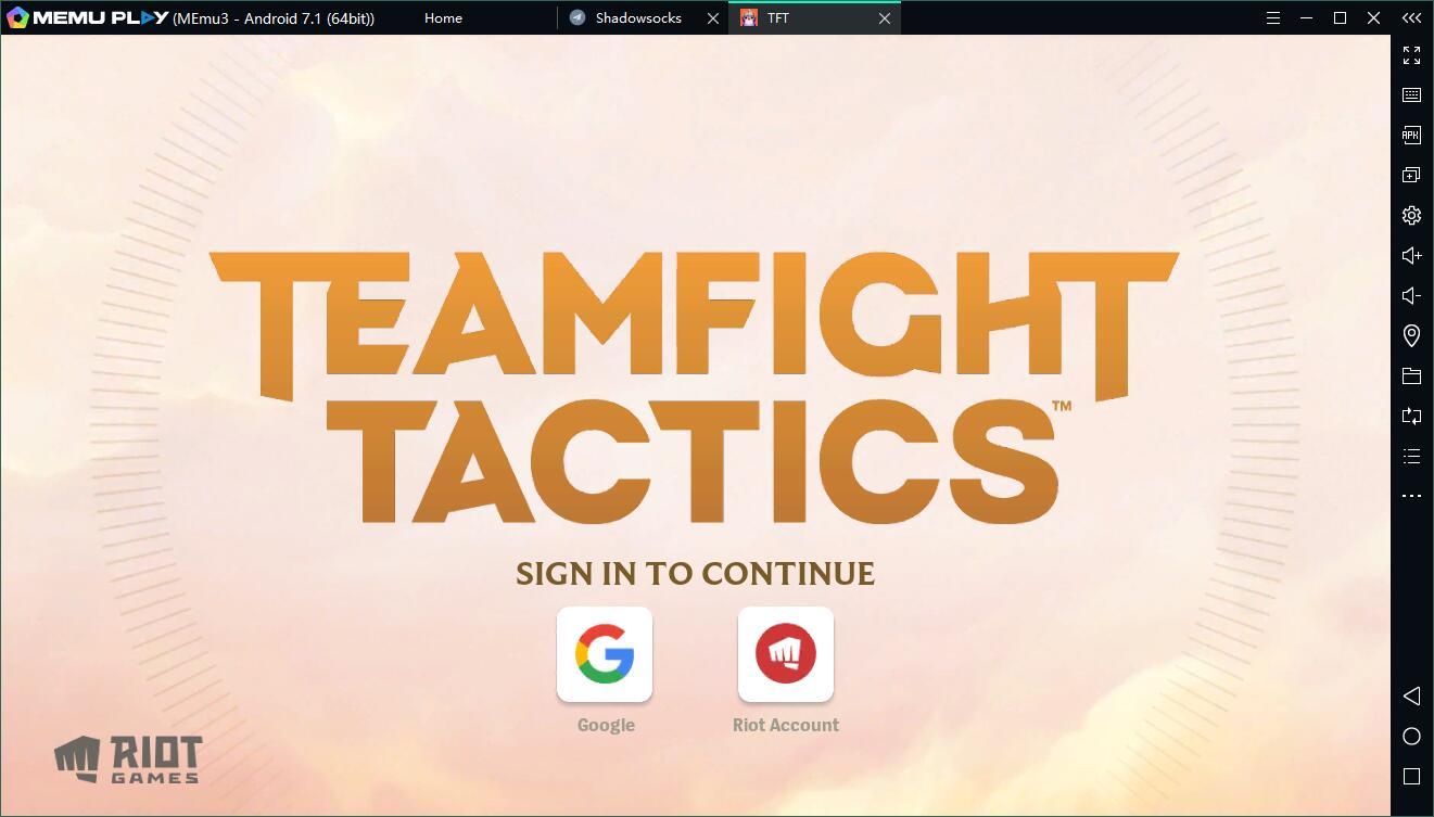 teamfight tactics pc
