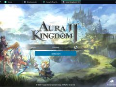 Aura Kingdom 2 pc