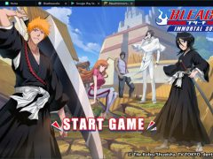 Bleach: Immortal Soul on PC