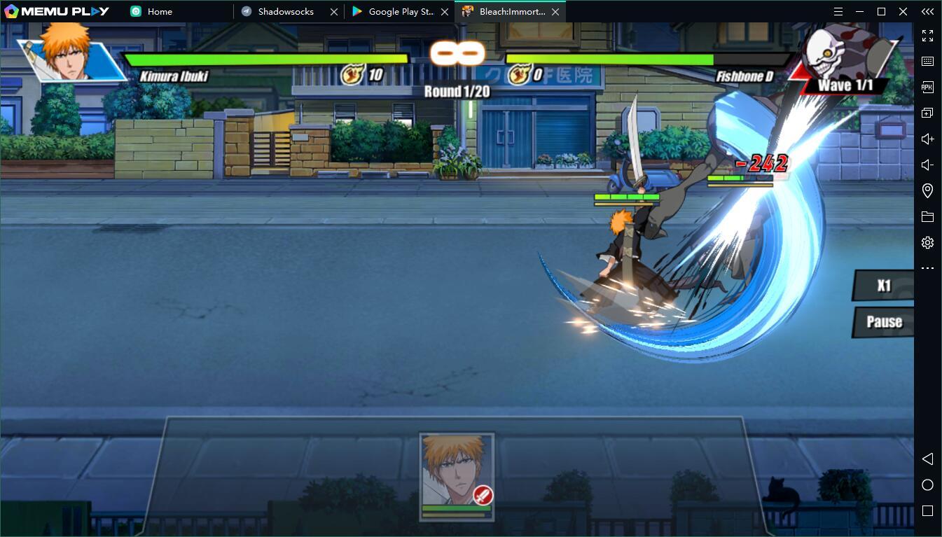 Bleach: Immortal Soul on PC
