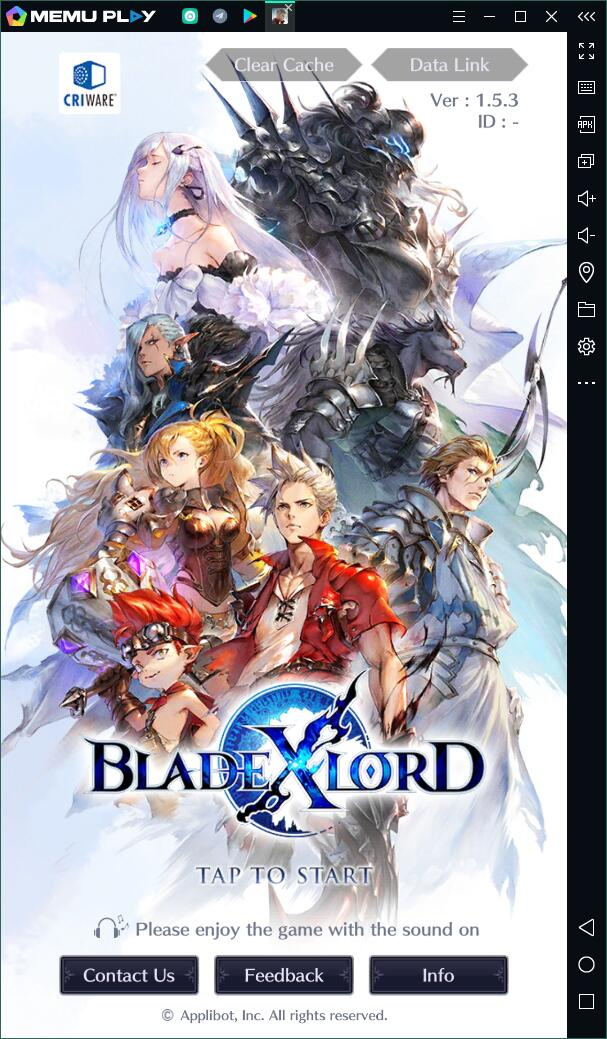 BLADE XLORD pc