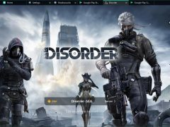 Disorder pc
