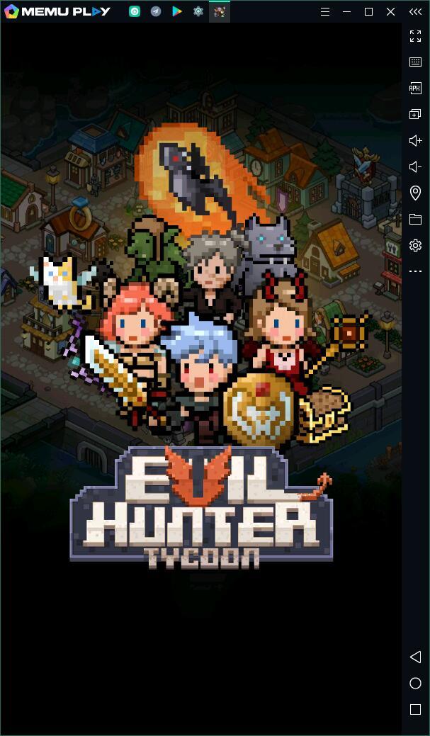 Evil Hunter Tycoon on PC